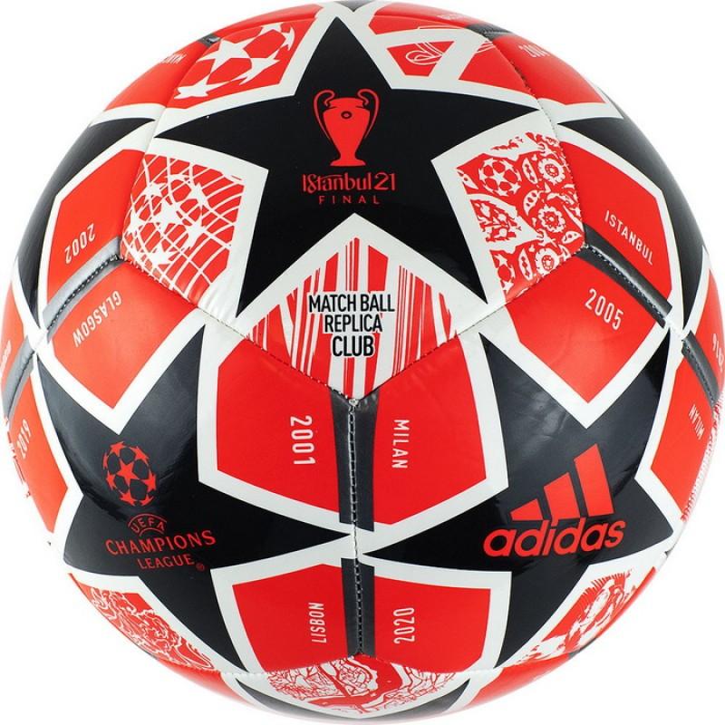 Мяч футбольный Adidas Finale Club GK3470 р.5