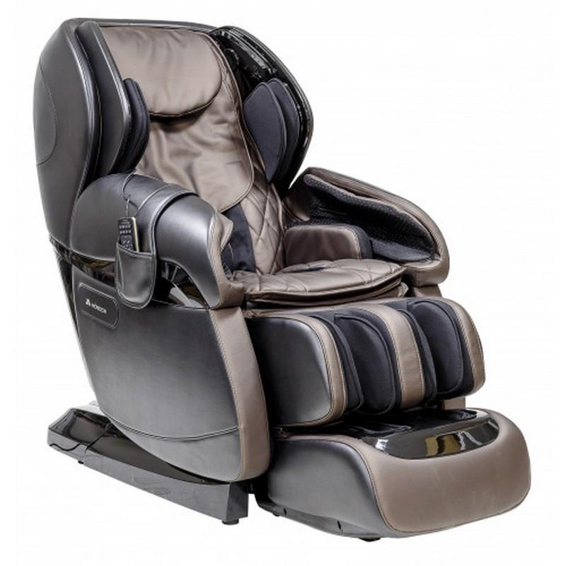 Массажное кресло Meridien California 8903-2 Black + Brown