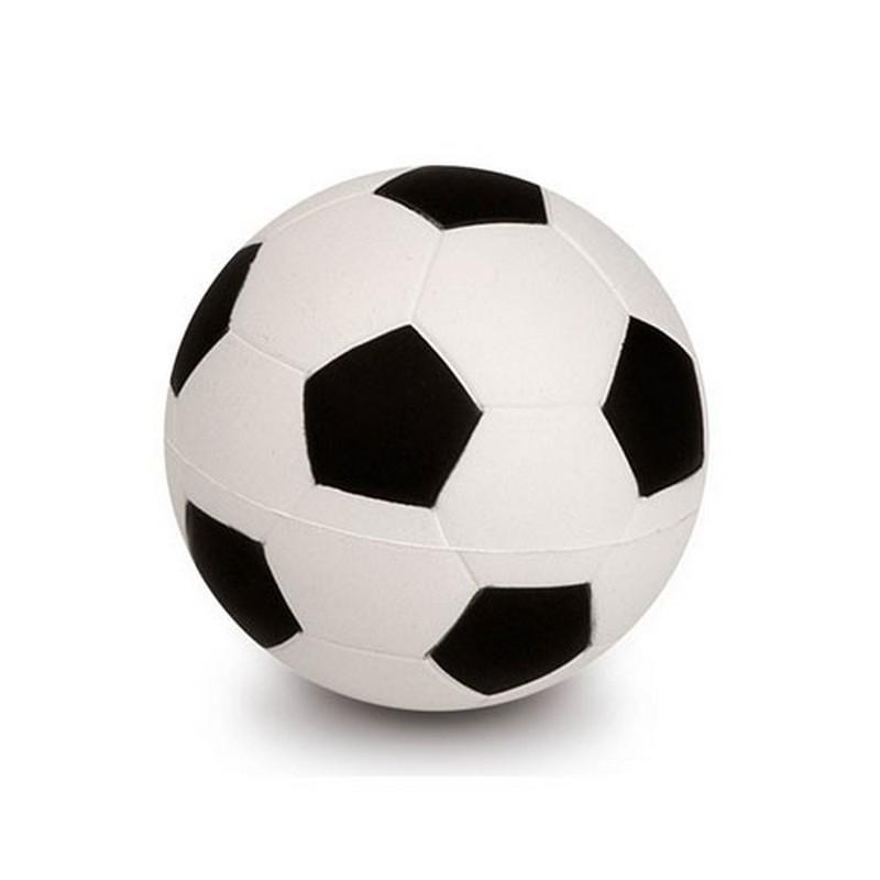Мяч PU футбол d7,6см TX31497