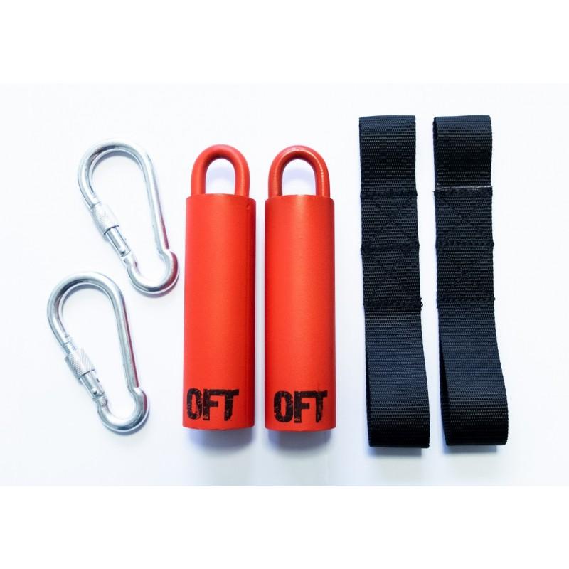 Рукоятки в виде нунчак универсальные Original Fit.Tools FT-NNCKG пара