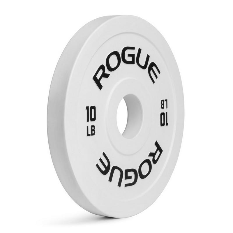 Диск бамперный Rogue D50мм цветной 10 LB