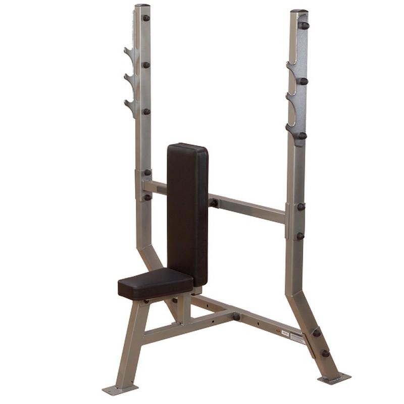 Cкамья для вертикального жима Body Solid Pro Club Line SPB368G