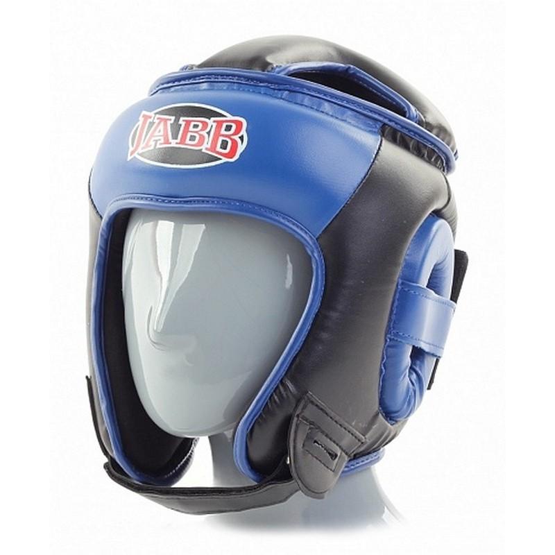 Шлем боксерский Jabb искуственная кожа JE-2093