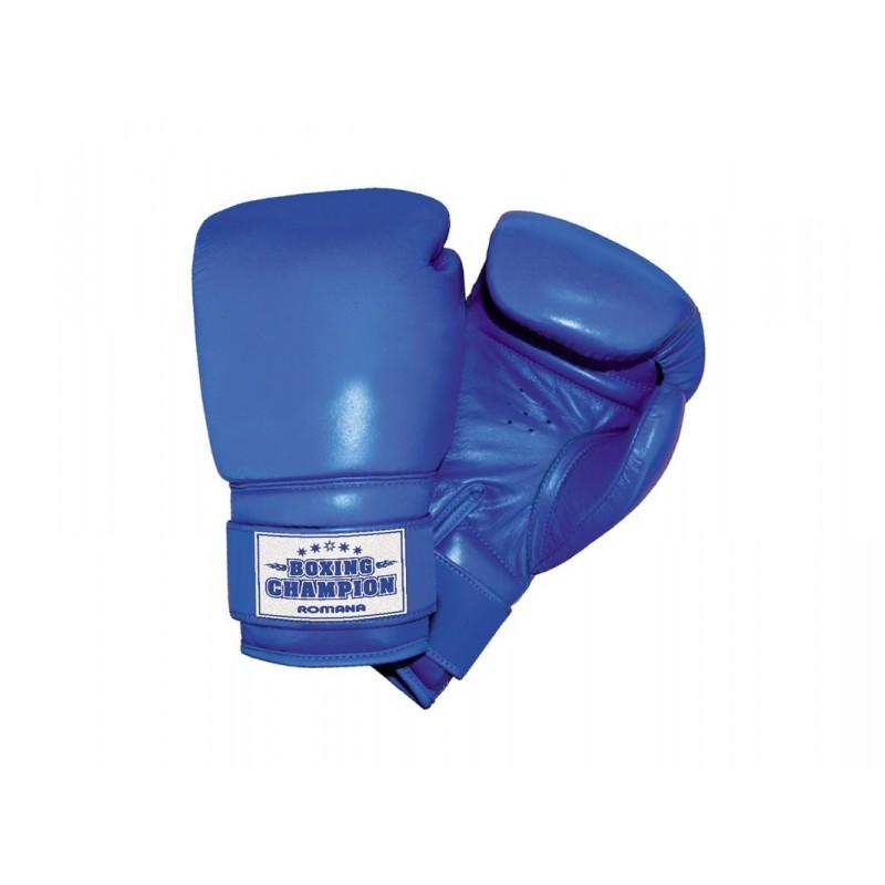 Перчатки боксерские Romana (8 унций) ДМФ-МК-01.70.05