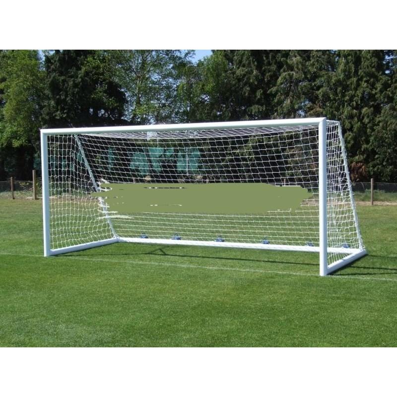 Ворота футбольные алюм. 5.0 х 2.0 м разборные ? 75 мм, переносные 2450AL шт