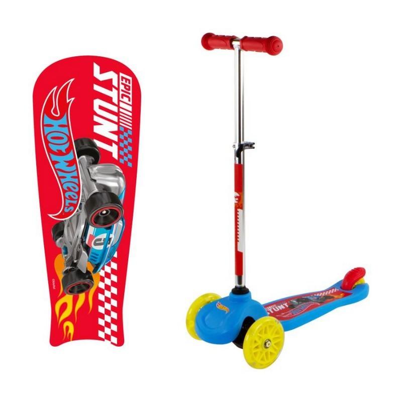 Самокат 1toy Hot Wheels Т17070 041210