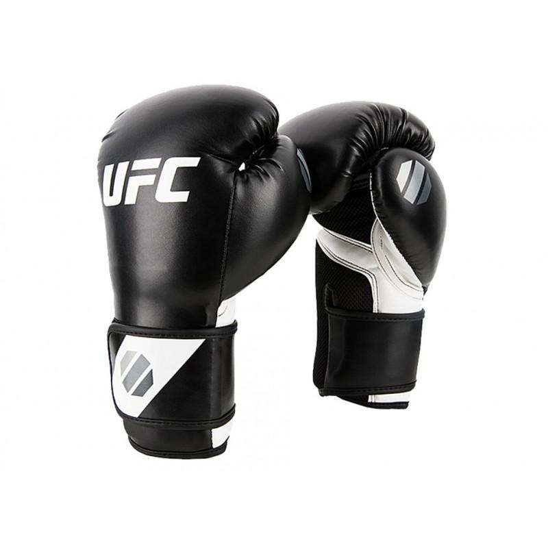 Боксерские перчатки UFC тренировочные для спаринга 6 унций UHK-75106