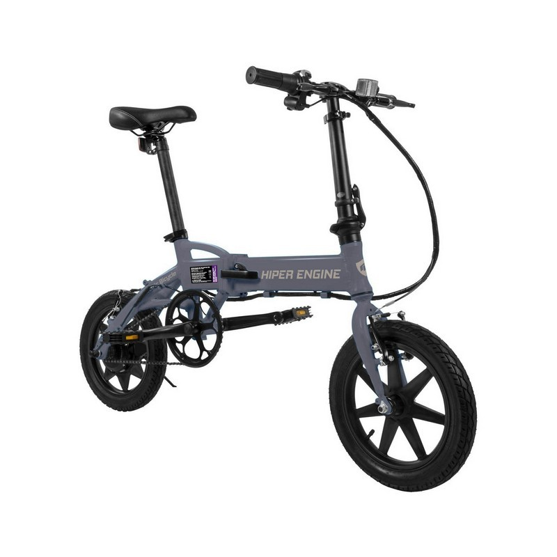 Электровелосипед Hiper Engine BL150 Space Gray (2021)