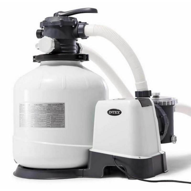 Песчаный фильтр-насос Intex 8,0 м3/ч 26648