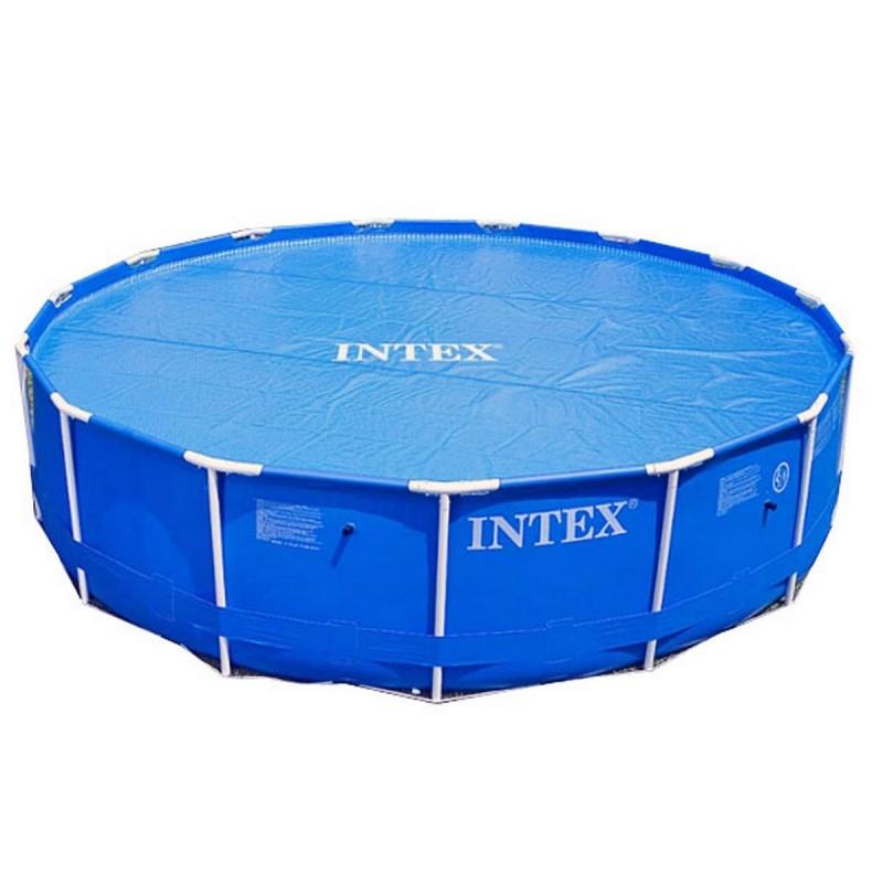 Покрывало плавающее круглое 549x549см Intex 29025