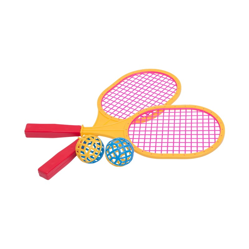 Набор для бадминтона детский 2 ракетки + 2 мяча