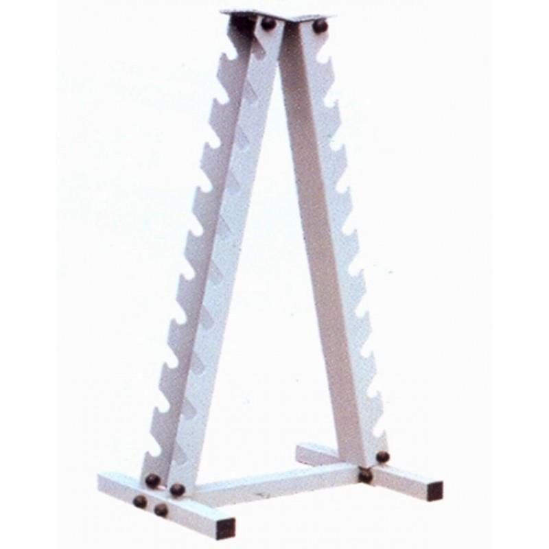Стойка для гантелей вертикальная (на 10 пар) Johns R 912