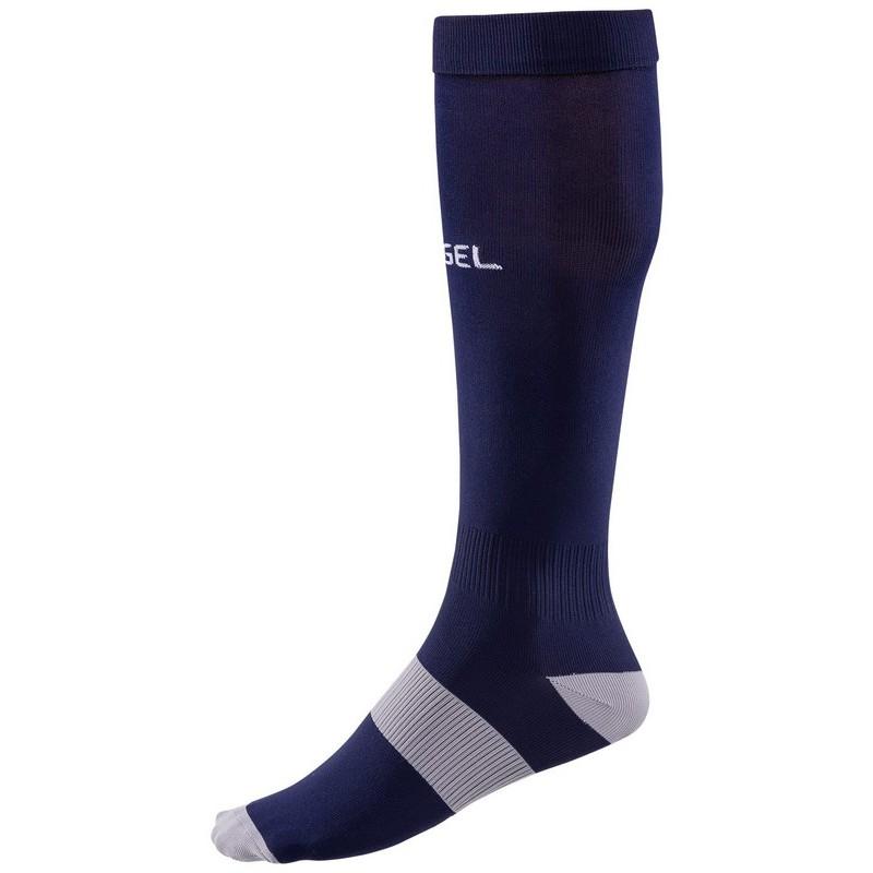 Гетры футбольные J?gel Essential JA-006, темно-синий\серый