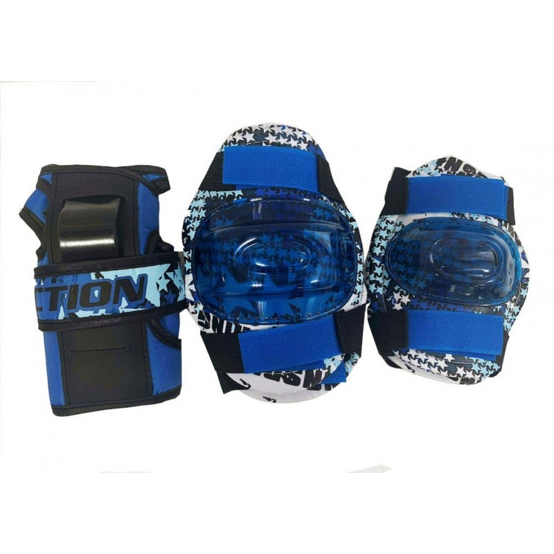 Защита роликовая Action PW-385