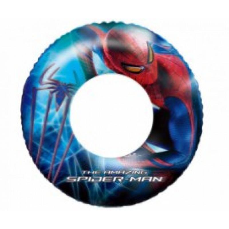 Круг для плавания надувной Bestway 98003 Spider-Man