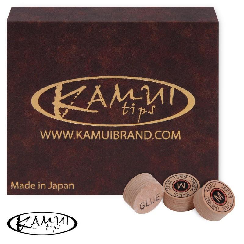 Наклейка для кия Kamui Original ?13мм Medium 1шт.