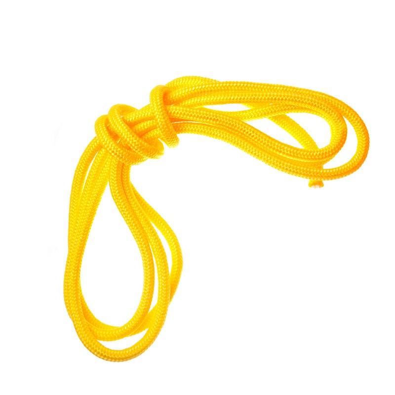 Скакалка гимнастическая BF-SK02 (BF-JRG01) 3м, 180гр (желтый)