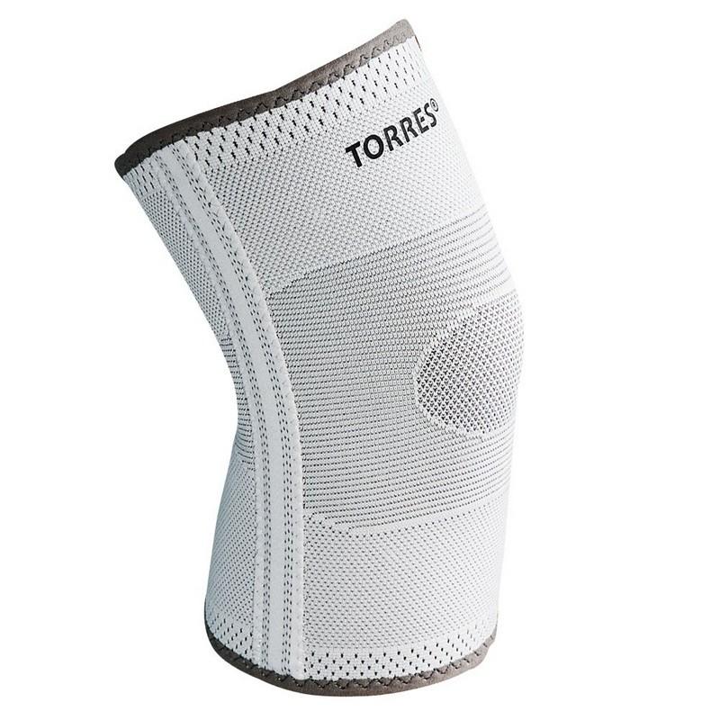 Суппорт колена Torres PRL11010S серый