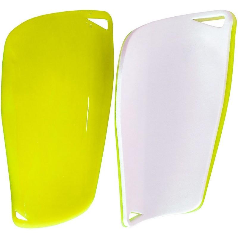 Щитки футбольные юниорские C33335 желтые
