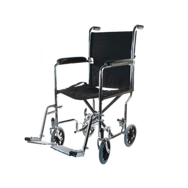 Кресло-коляска инвалидная Titan Deutsch Gmbh с принадлежностями  (40/43/45 см, PU) LY-800-808 J/A