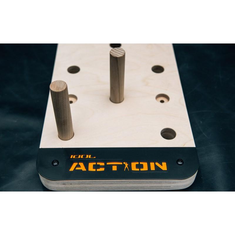 Пегборд IDOL Action 298x2430x38 мм
