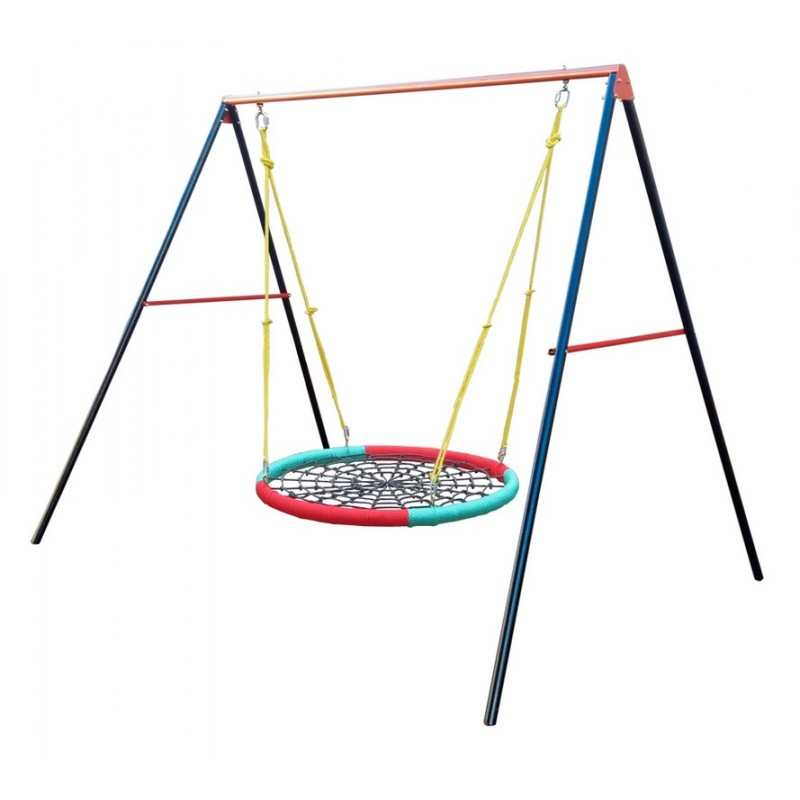 Качели-гнездо дачные Вертикаль гнездо Swing-nest