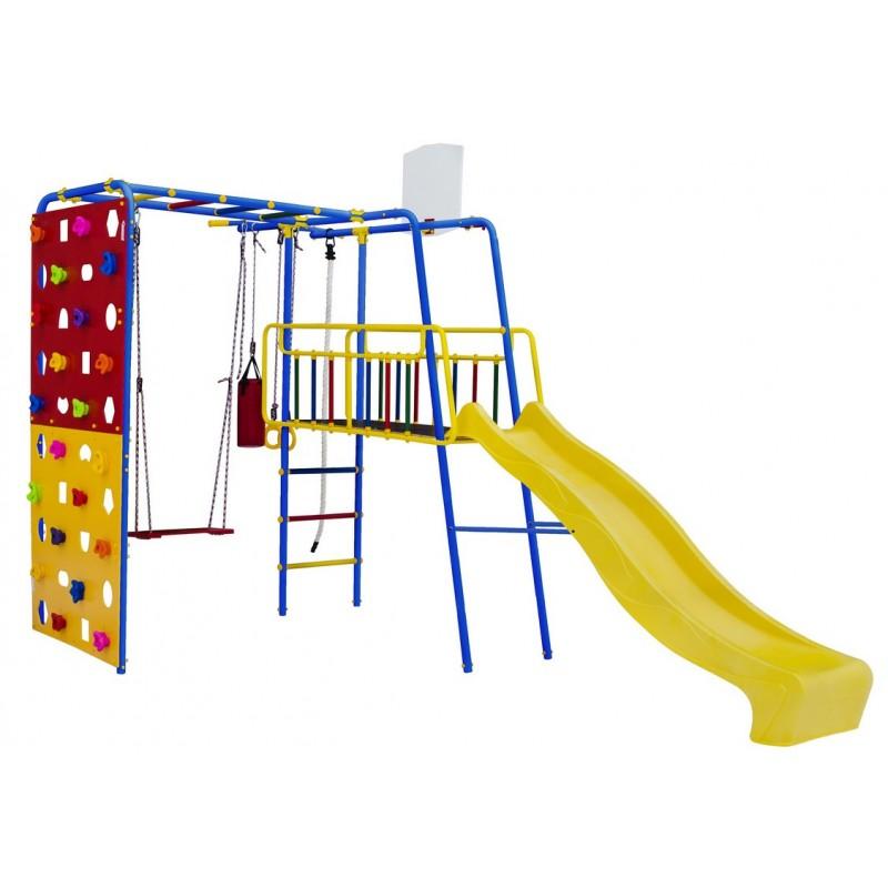 Детский спортивный комплекс Формула здоровья Street 3 Smile