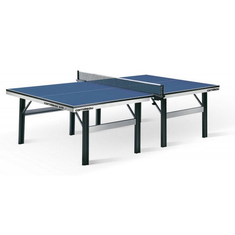 Теннисный стол Cornilleau Competition 610 ITTF 22 мм, blue