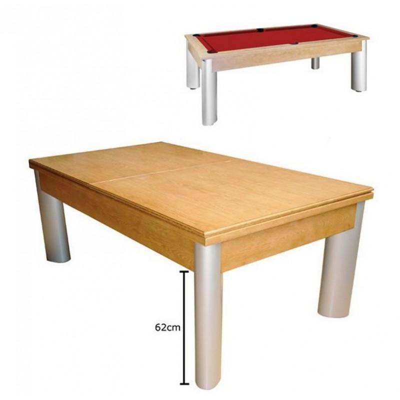 Бильярдный стол для пула Weekend Toledo 7 ф (дуб) со столешницей 55.066.07.0