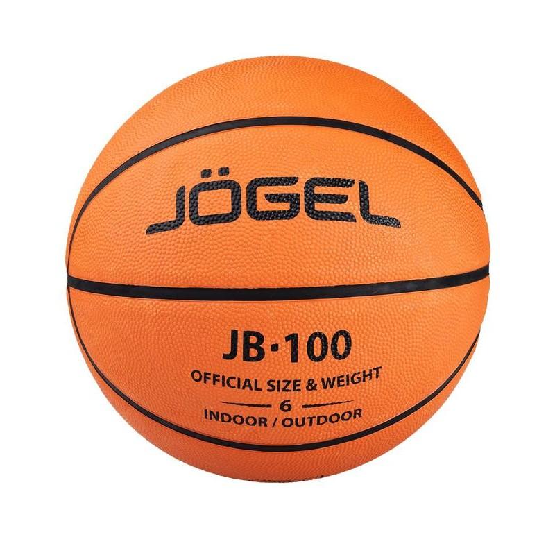 Мяч баскетбольный J?gel JB-100 (100/6-19) №6