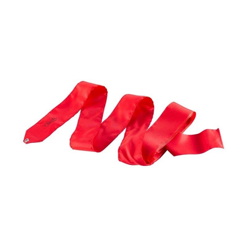 Лента для художественной гимнастики Chante CH14-400-24-31 Voyage Red, 4м