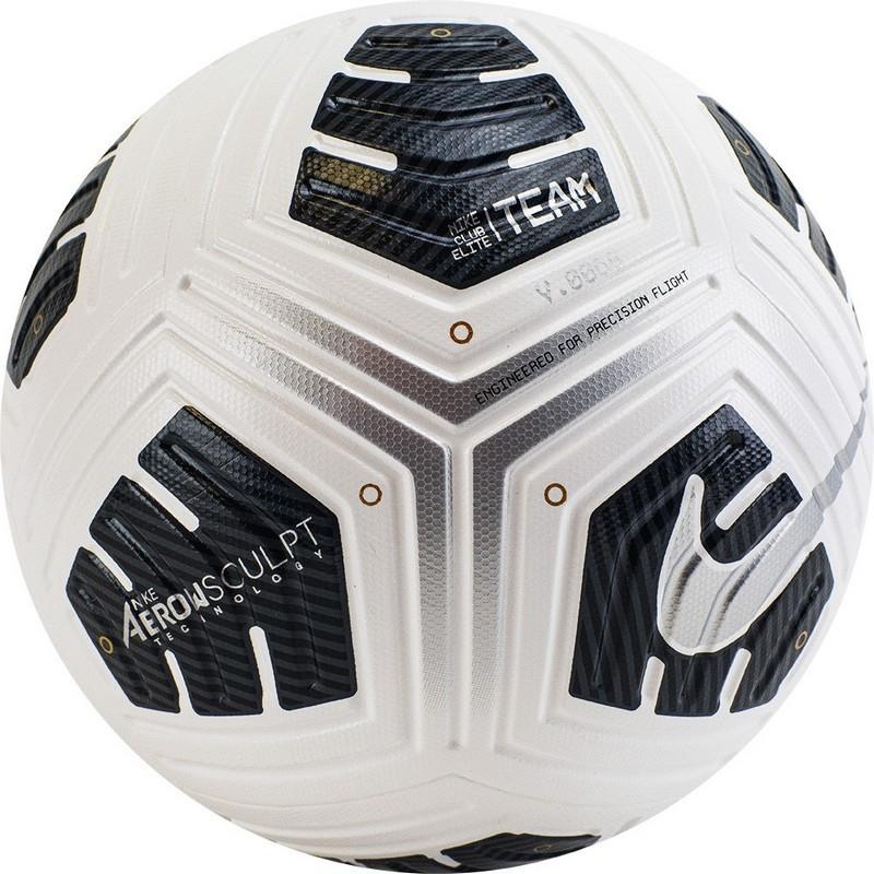 Мяч футбольный Nike Club Elite Team CU8053-100 р.5