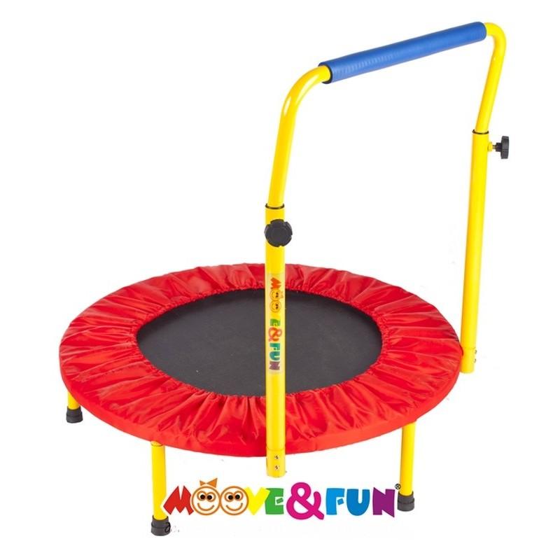 Батут детский Moove Fun SH05