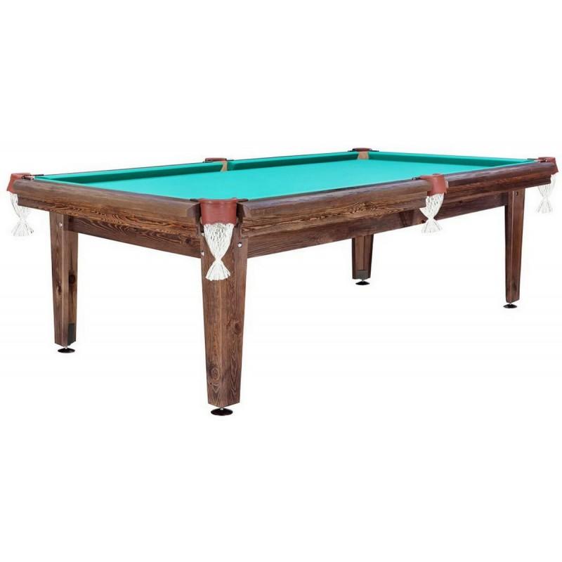 Бильярдный стол Мастер для русского бильярда, 8 футов, сосна 59.151.00.08