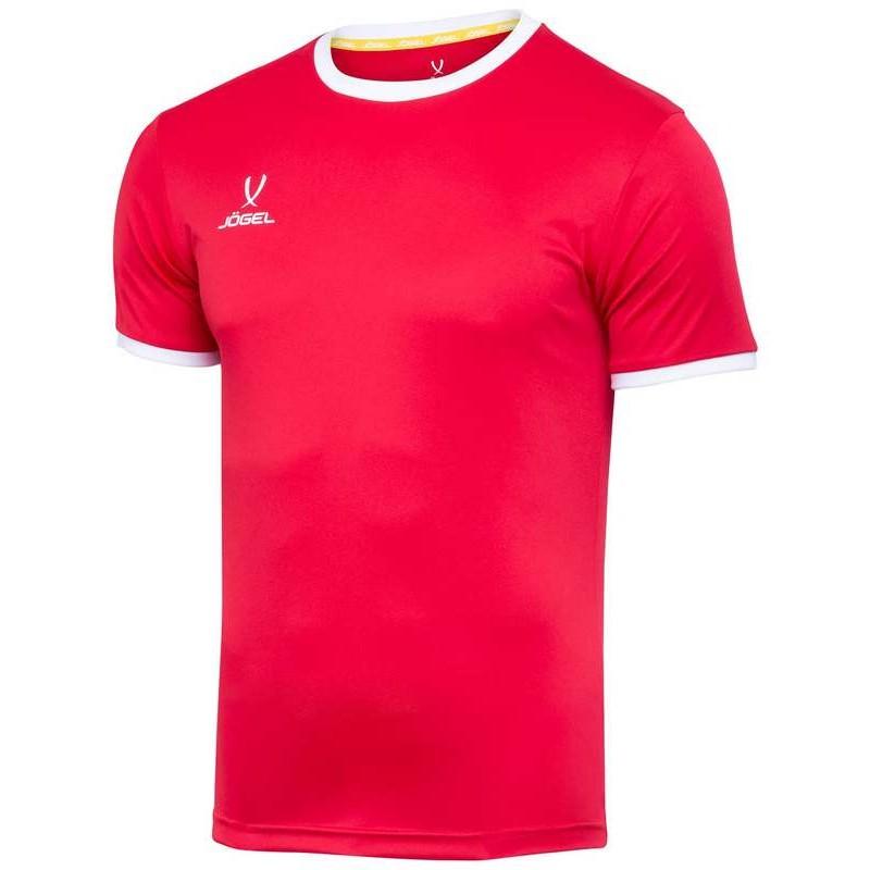 Футболка футбольная J?gel JFT-1020-021, красный/белый