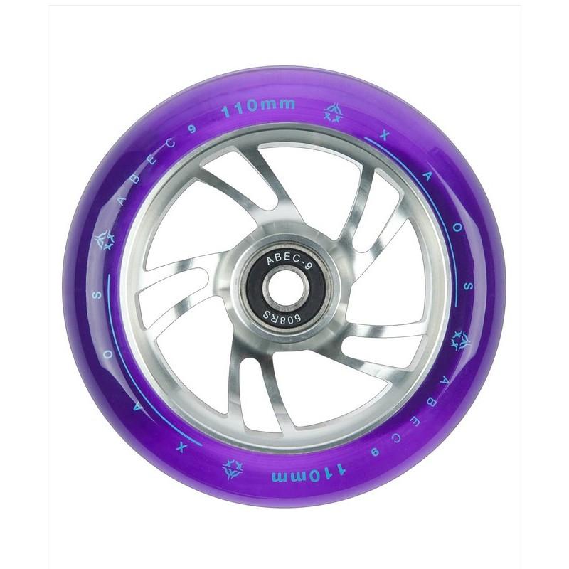 Колесо для трюкового самоката XAOS Fusion 110 мм Purple