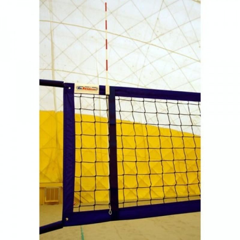 Сетка воллейбольная профессиональная Kv.Rezac 8,5х1м 15095029004
