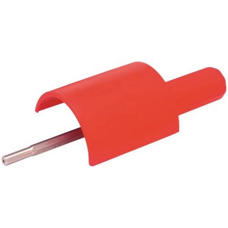 Щеткодержатель Swix (T0015HPS-2) (набор для роторных щеток: рукоятка, ось 140 mm., кожух)