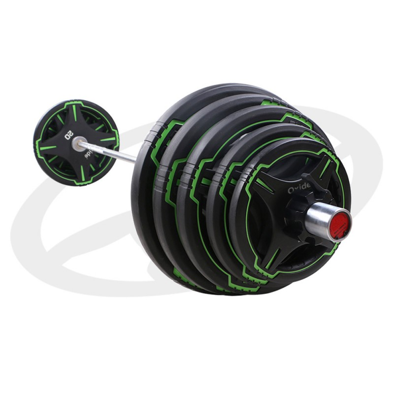 Диск олимпийский Oxide Fitness 2,5кг OWP01