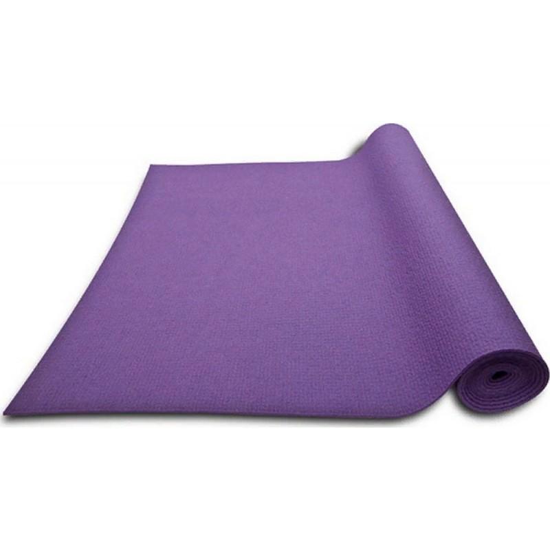 Коврик для йоги и фитнеса YL-Sports BB8313 фиолетовый
