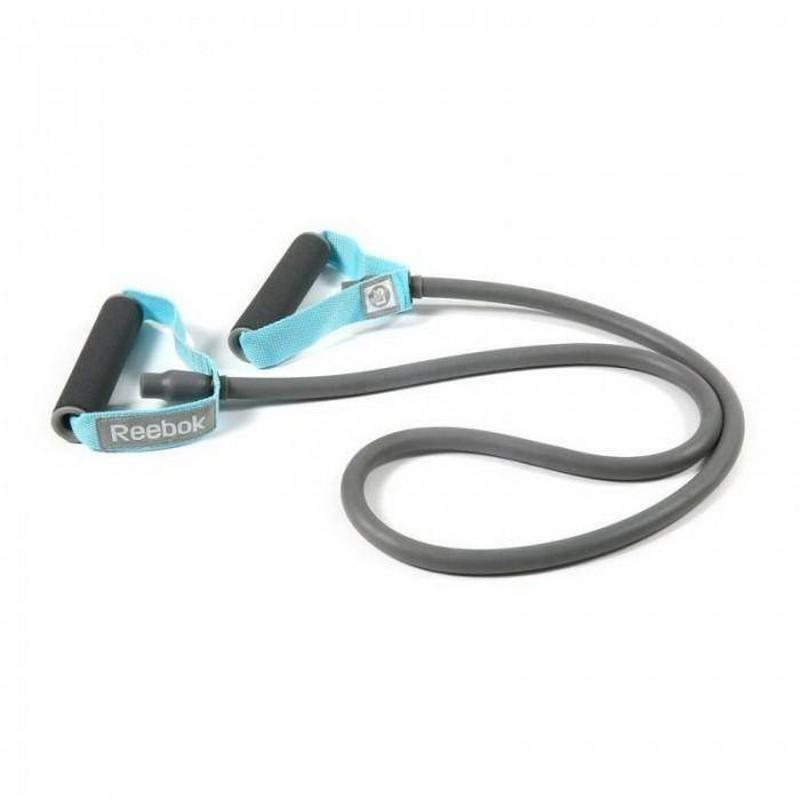 Эспандер трубчатый сильное сопротивление Reebok RATB-11032BL голубой