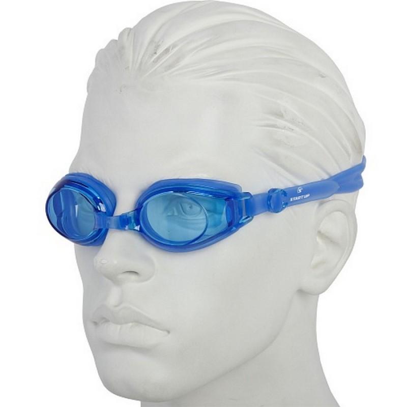 Очки для плавания Start Up G099 синий
