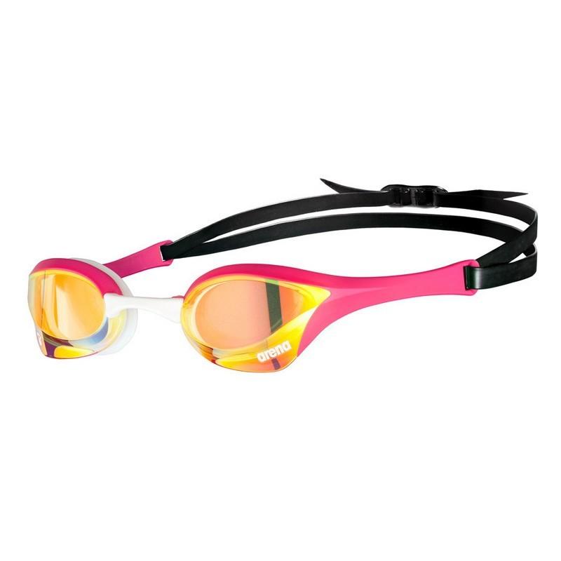 Очки для плавания Arena Cobra Ultra Swipe MR 002507390, зеркальные