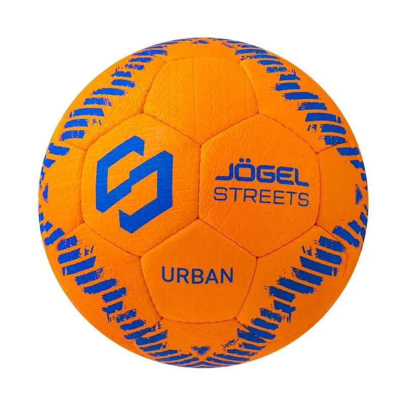 Мяч футбольный J?gel JS-1110 Urban №5, оранжевый