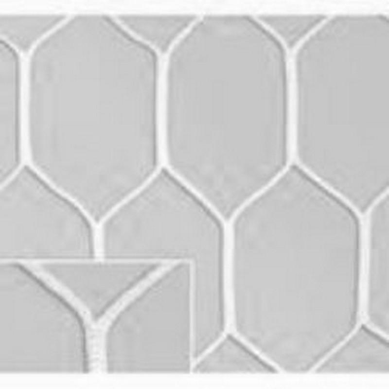 Сетка для футбольных ворот шестигранная Glav 15.205 шт