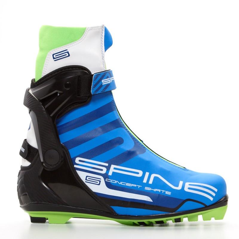 Лыжные ботинки NNN Spine Concept Skate PRO 297