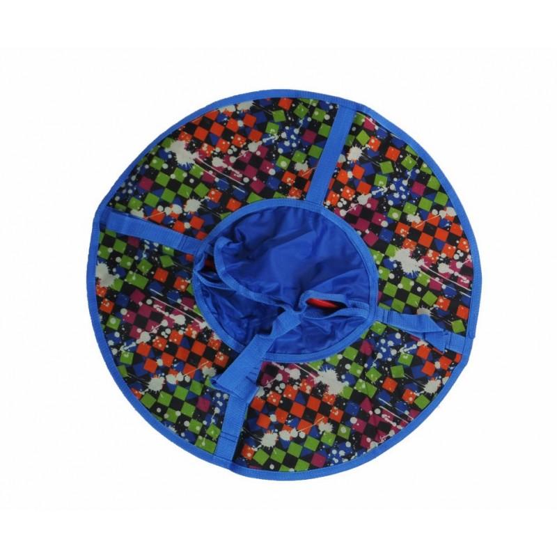 Санки надувные 65 см Серия Дизайн ВСД/1