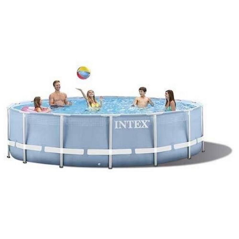 Каркасный бассейн круглый 549х122cм Intex Prism Frametm 26732