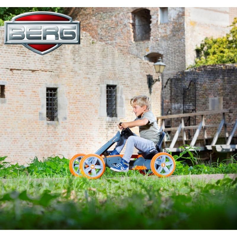 Веломобиль Berg Reppy Racer 24.60.01.00