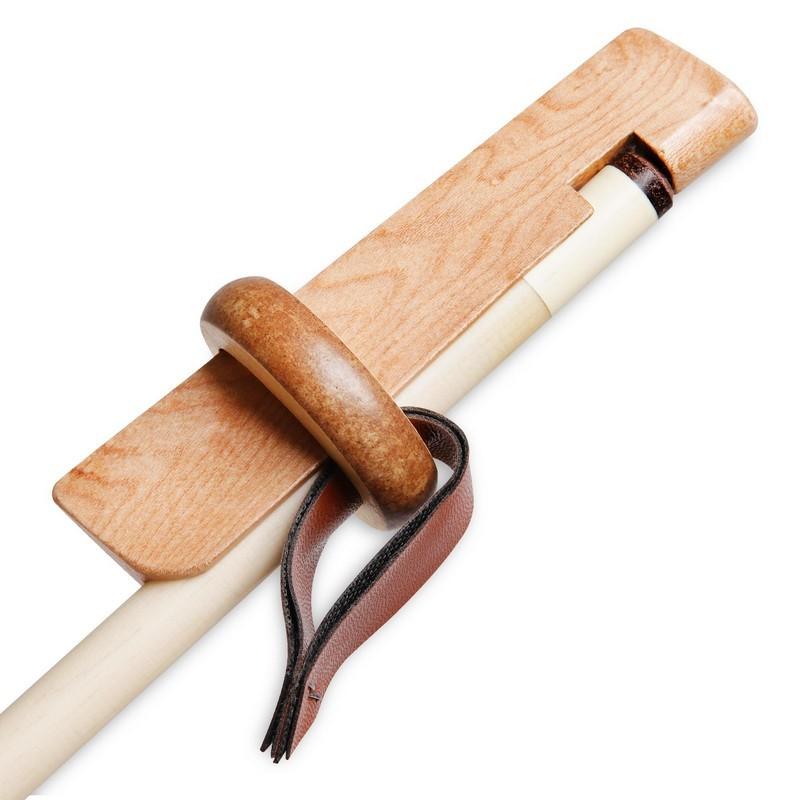 Фиксатор для наклейки деревянный 07947